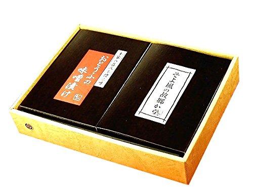 お豆腐の味噌漬け(もろみ漬け) (大) & そよ風の故郷から ギフトセット×1セット ふしみ 東洋のチーズと称される豆腐の味噌漬とご飯のおともにぴったりな3種の詰め合わせ