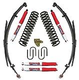 xj 3 lift kit - Skyjacker JC318BKSH Sport Lift Kit