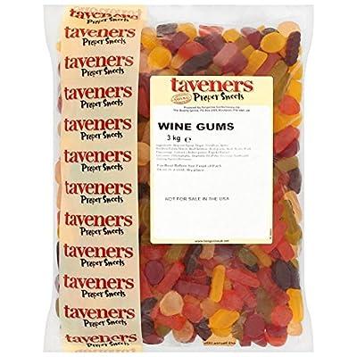 taveners wine gums 3 kg Taveners Wine Gums 3 Kg 51gcKN dQkL