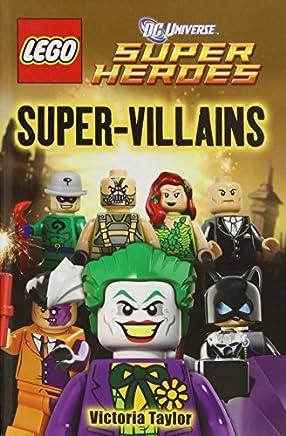 Lego DC Super Heroes Super Villains (Lego DC Universe Super Heroes) by DK(2013-02-01)
