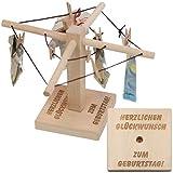 Geld-Wäschespinne zum Geburtstag: Eine kreative Möglichkeit Geld originell zu verpacken -...