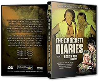 The Crockett Diaries with The Rock n Roll Express DVD