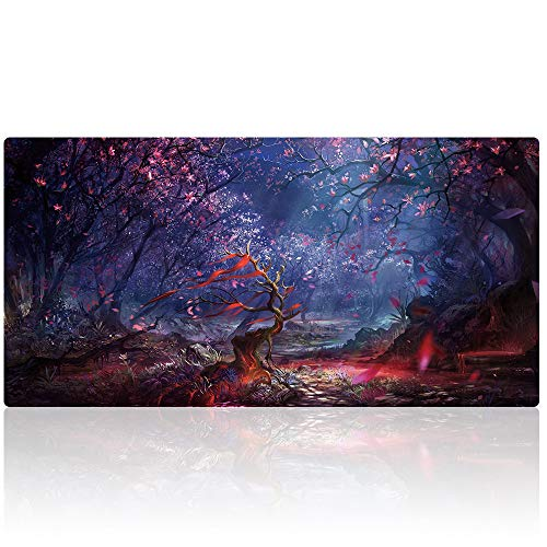 Cmhoo XXL Gaming Mouse Mat Extended & Extra Large Mouse Pad-80x40 senlin001