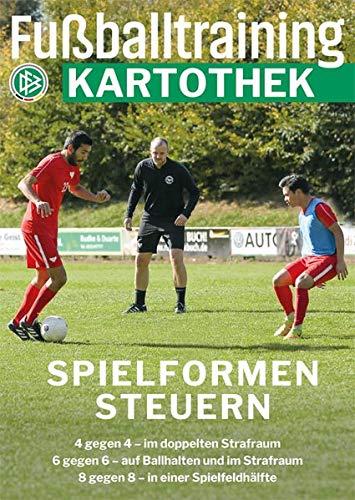 Fußballtraining Kartothek: Spielformen steuern