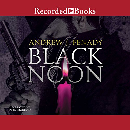 Black Noon audiobook cover art
