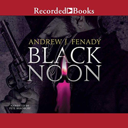 Black Noon Audiobook By Andrew J. Fenady cover art