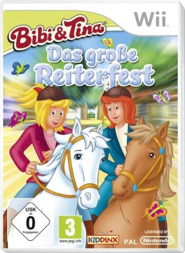Bibi und Tina: Das große Reiterfest