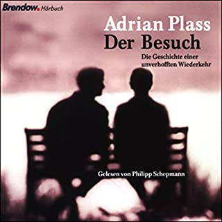Der Besuch                   Autor:                                                                                                                                 Adrian Plass                               Sprecher:                                                                                                                                 Philipp Schepmann                      Spieldauer: 2 Std. und 3 Min.     127 Bewertungen     Gesamt 4,6