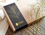 BLEIB GESUND Premiumtee als Geschenk Set mit hochwertigem Tee lose | Kurkuma Chai Kardamon Ingwer...