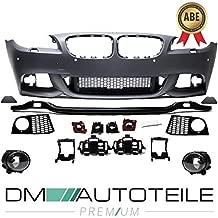 Semoic Auto vorne Stossstange untere Maschen Gitter rechts M Bewegungs Beutel Gitter for 2003-2010 BMW E60 E61 51117897184