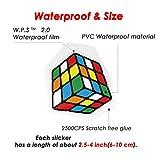 Q-Window Sticker Pack (360-tlg) Vinyl Kawaii Sticker Aufkleber für Laptop,Wasserflaschen,Gepäck,Skateboard,PS4,Xbox One,Phone,Car Erwachsene,Teenager,Jungen und Mädchen-wasserdicht - 6