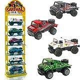 Guisval Camiones Rally Dakar (6 Unidades)