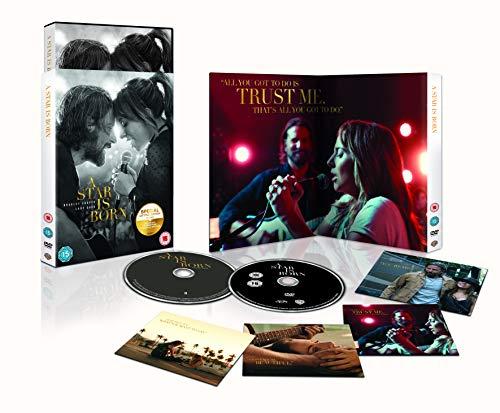 A Star Is Born + Soundtrack (Dvd+ Cd) [Edizione: Regno Unito]
