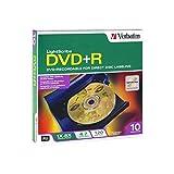 Verbatim Lightscribe 10PK DVD+R MEDIA