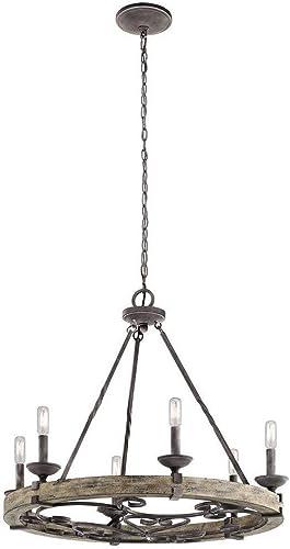 discount Kichler outlet sale 43823WZC Six popular Light Chandelier online sale
