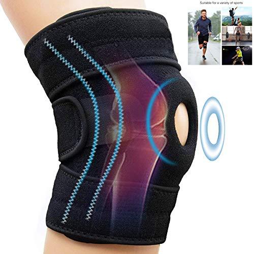 Rodilleras Deportivas, Ajustable Rodilleras Jogging Brace