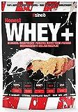 sinob Honest Whey Protein - Spekulatius - 1 x 1000 g. 12,5% Isolate Anteil. Instant lösliches Eiweißpulver mit BCAA & EAA 'Hergestellt in Deutschland'