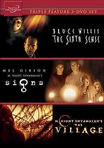 Signs & Village & Sixth Sense (3pc) [DVD] [Region 1] [NTSC] [US Import]