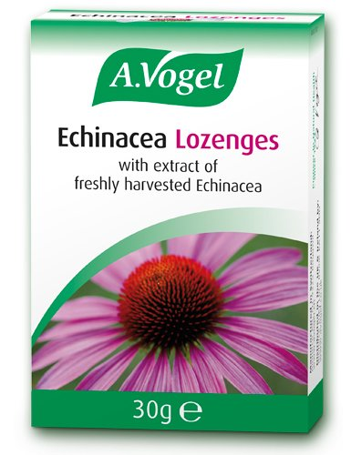 (Pack Of 12) Echinacea Lozenges | A.VOGEL