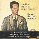 album cover: The Film Music of Ralph Rainger -- Thanks for the Memory