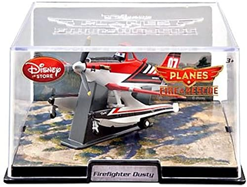 Disney - Planes 2 - Die Cast Feuerwehr-Dusty 1 43