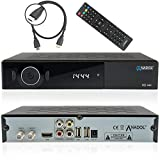 Récepteur satellite Anadol ADX HD 444 DVB-S/S2 - Récepteur DVB-S/S2 de haute qualité + câble...