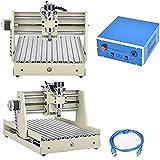 3 Axis CNC fresatrice 3040 CNC Router Machine Engraver Machine CNC fresatrice con USB per metallo, vetro, legno, pietra, ecc.