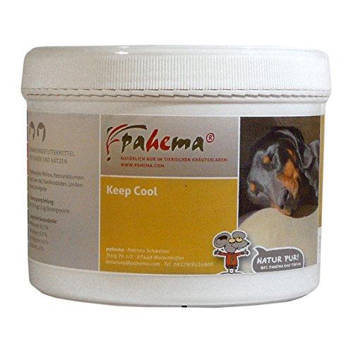 pahema Keep Cool - Kräutermischung zur Stärkung der Nerven von Hunden - 100% Natur (150 g)