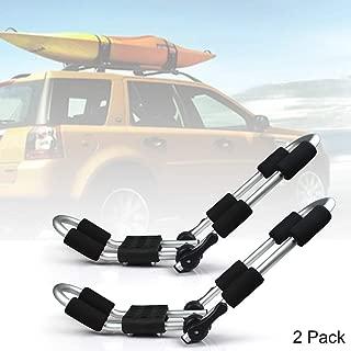 SINYSO Aluminum Alloy Kayak Rack Canoe Carrier [Foldable]