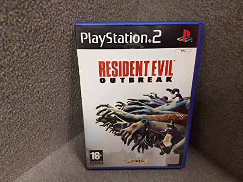 Capcom Resident Evil Outbreak, PS2