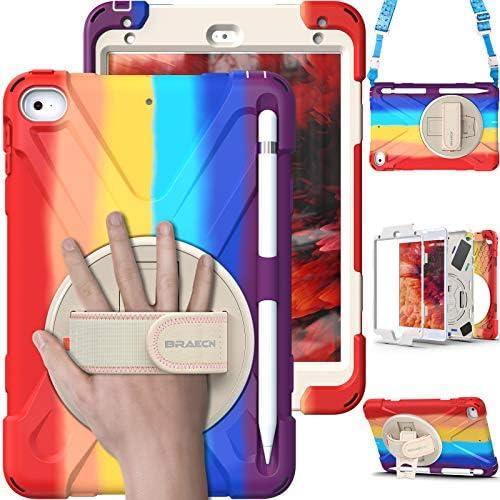 BRAECN iPad Mini 5 Case iPad Mini 5th Generation Case Protective Shockproof Rugged Kids Case product image