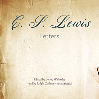 Letters audiobook cover art