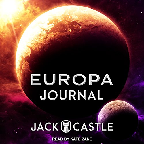 Europa Journal audiobook cover art