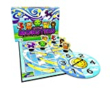 Little Monsters – A Snakes and Ladders Game (Amazon Exclusive) – No Reading Required – Preschool Board Game for Ages 3 and up by Outset Media