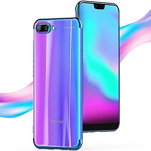 Custodia Huawei Honor 10, Voigeer [Non Antiscivolo] [Soft TPU Interior] [Durable PC Exterior] Custodia Protettiva Protettiva Completa per Custodia Protettiva,...