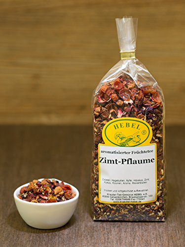 HEBEL ´s Früchtetee Zimt-Pflaume 150 g