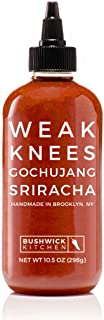 spicy sriracha oil