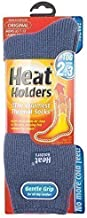 Mens SockShop Heat Holder Thermal Socks - Medium - Sea Blue