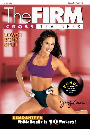 The Firm: Cross Trainer: Lower Body Split