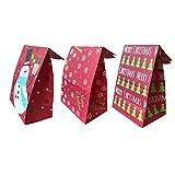 YANYING Calendario De Adviento De Navidad Bolsa Bolsa De Reg