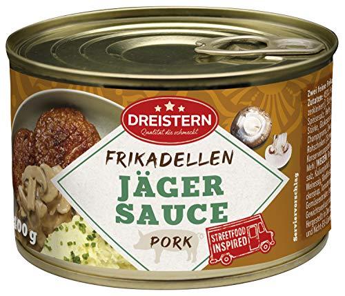 DREISTERN, Frikadellen in Jägersauce g, 400 g