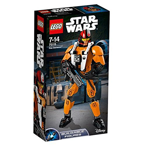 LEGO 75115 Constraction Star Wars Poe Dameron Building Set