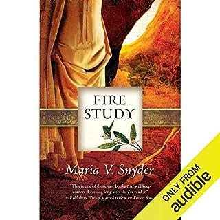 Fire Study audiobook cover art