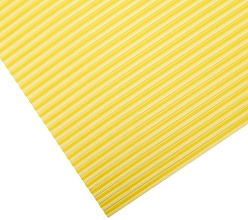 WENKO 47043100 Anti-Rutsch-Matte Gelb, zuschneidbar, Ethylenvinylacetat, 50 x 150 cm, Gelb