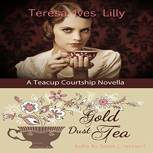 Gold Dust Tea audiobook cover art