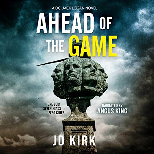 Ahead of the Game Audiobook By JD Kirk cover art