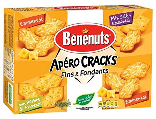 Bénénuts APA © Ro Cracks Box 280G (Lot 10 x 3 Boxen)