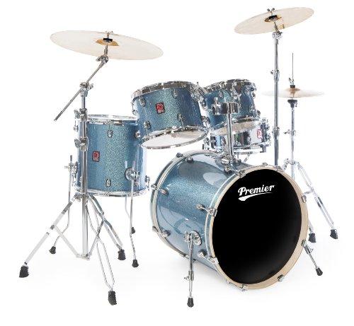 Premier APK Series Stage 20 Shellpack 64299-25CBW Schlagzeug Cosmic Blue Sparkle