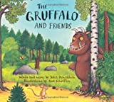 The Gruffalo and Friends CD Box Set: The Gruffalo / The Smartest Giant / A Squash and a Squeeze / Room on the Broom / The Snail and the Whale / Monkey Puzzle by Donaldson, Julia on 21/10/2005 unknown edition