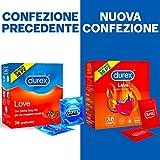 Zoom IMG-1 durex love preservativi comfort facili